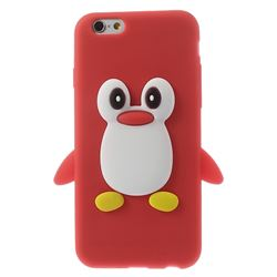 pink penguin iphone 6 case