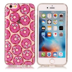 Eye Donuts Super Clear Soft TPU Back Cover for iPhone 6s 6 6G(4.7 inch)