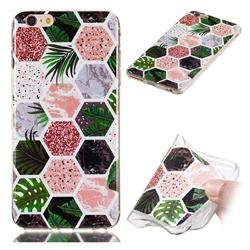 Rainforest Soft TPU Marble Pattern Phone Case for iPhone 6s 6 6G(4.7 inch)