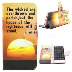The Sunset Leather Wallet Case for iPhone 6 (4.7 inch)