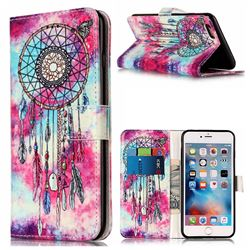 Butterfly Chimes PU Leather Wallet Case for iPhone 6s 6 (4.7 inch)