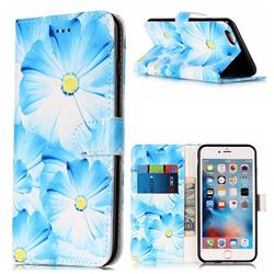 Orchid Flower PU Leather Wallet Case for iPhone 6s 6 (4.7 inch)