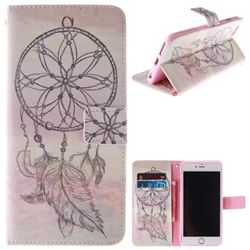 Dream Catcher PU Leather Wallet Case for iPhone 6s 6 6G(4.7 inch)