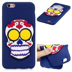 Ghosts Soft 3D Silicone Case for iPhone 6s Plus / 6 Plus 6P(5.5 inch)