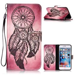 Wind Chimes Leather Wallet Phone Case for iPhone 6s Plus / 6 Plus (5.5 inch)