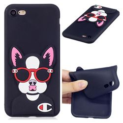 Glasses Gog Soft 3D Silicone Case for iPhone 8 / 7 (4.7 inch)