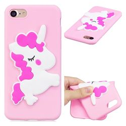 Pony Soft 3D Silicone Case for iPhone 8 / 7 (4.7 inch)