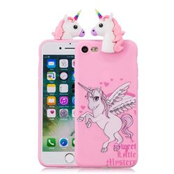 Wings Unicorn Soft 3D Climbing Doll Soft Case