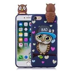 Bad Owl Soft 3D Climbing Doll Soft Case