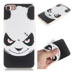 Angry Bear IMD Soft TPU Cell Phone Back Cover for iPhone 8 / 7 (4.7 inch)