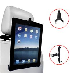 Car Seat Backrest Mount Holder for iPad / iPad 2 / the New iPad / iPad 4