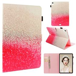 Gradient Desert Folio Stand Leather Wallet Case for Apple iPad Pro 11