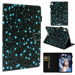 Constellation Folio Stand Leather Wallet Case for Apple iPad Pro 11