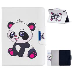 Baby Panda Folio Flip Stand Leather Wallet Case for Apple iPad Pro 11