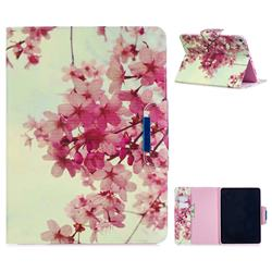 Cherry Blossoms Folio Flip Stand Leather Wallet Case for Apple iPad Pro 11