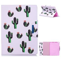 Cactus Folio Flip Stand Leather Wallet Case for iPad Air iPad5