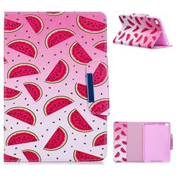 Watermelon Folio Flip Stand Leather Wallet Case for iPad Mini 4