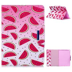 Watermelon Folio Flip Stand Leather Wallet Case for iPad Pro 10.5