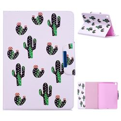 Cactus Folio Flip Stand Leather Wallet Case for iPad Pro 9.7 2016 9.7 inch