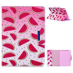Watermelon Folio Flip Stand Leather Wallet Case for iPad Pro 9.7 2016 9.7 inch