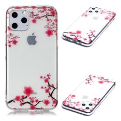 Maple Leaf Super Clear Soft TPU Back Cover for iPhone 11 Pro (5.8 inch)