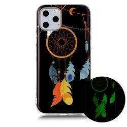 Dream Catcher Noctilucent Soft TPU Back Cover for iPhone 11 Pro (5.8 inch)