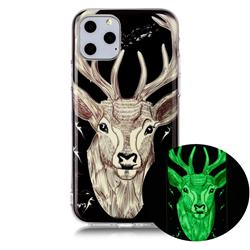 Fly Deer Noctilucent Soft TPU Back Cover for iPhone 11 Pro (5.8 inch)