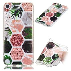 Rainforest Soft TPU Marble Pattern Phone Case for iPod Touch 5 6