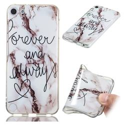 Forever Soft TPU Marble Pattern Phone Case for iPod Touch 5 6